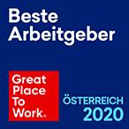Beste Arbeitgeber Österreich 2020 Logo