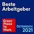 Beste Arbeitgeber Österreich 2021 Logo