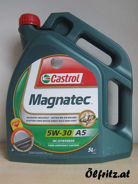 castrol magnatec a5 ford 5w 30 motor l 5l kanne 45. Black Bedroom Furniture Sets. Home Design Ideas