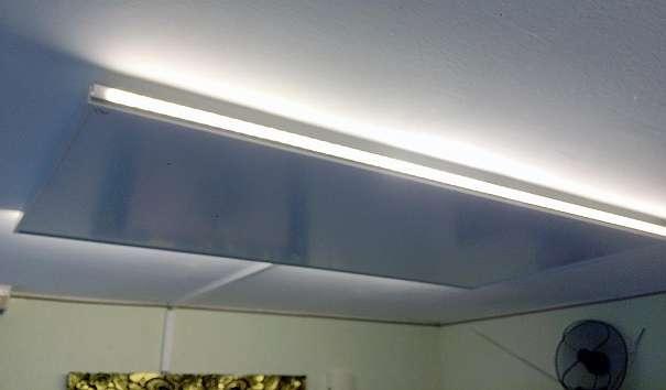 infrarot heizung mit led beleuchtung leuchten licht mit led mit led licht infrarot. Black Bedroom Furniture Sets. Home Design Ideas