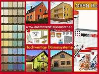 Fassadendämmung - Vollwärmeschutz, Baumit WDVS UNI Komplett Paket Material & Arbeitsleistung mit Gerüst ab 58,70 ? / m² inkl. MwSt. Ab 150 m² in ganz Österreich !