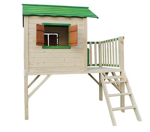spielturm spielhaus spielwelt stelzenhaus kinderspielhaus. Black Bedroom Furniture Sets. Home Design Ideas