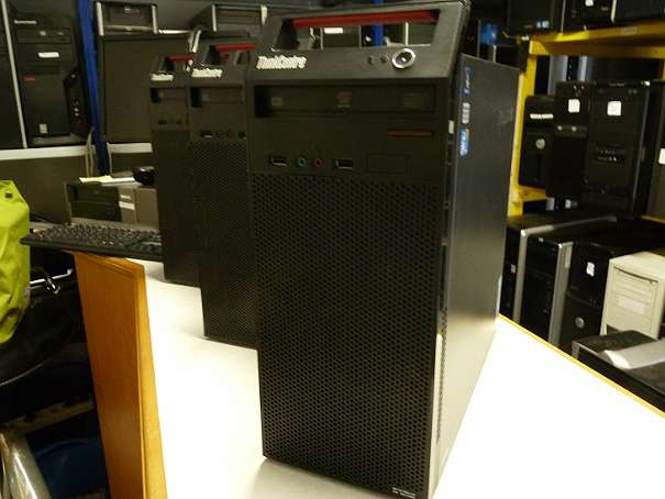 Lenovo Thinkcentre A70 - Core 2 Duo E7600 3.06 GHz 500GB HDD 2GB DDR3 RAM Win 7 PRO rn5 mk5 zz