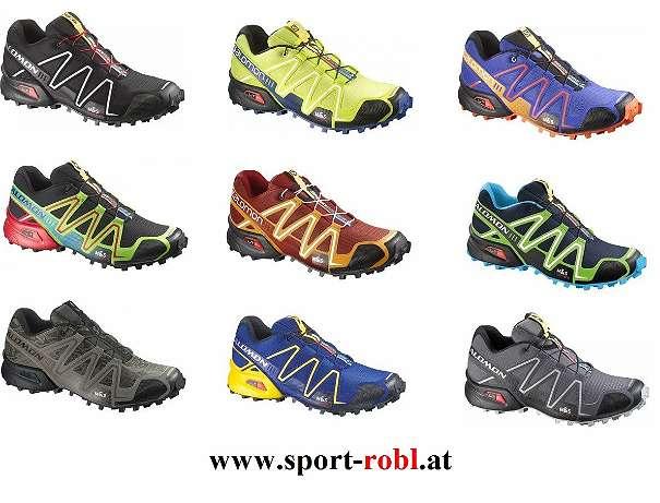 size 40 2806d 8ee8e SALOMON Speedcross 3 Herren Laufschuhe verschiedene Größen und Farben 1  Paar ab € 78,80 NEUWARE!, € 78,80 (8774 Mautern in Steiermark) - willhaben