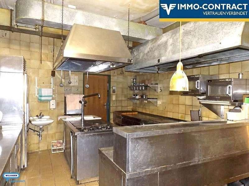 die Nirosta Küche