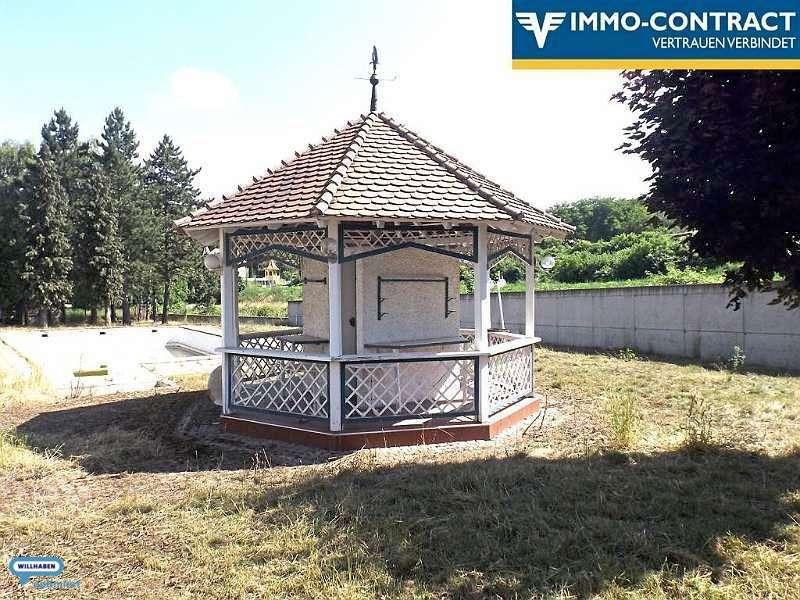der Gartenpavillon