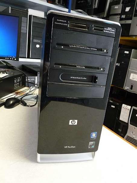 AMD Athlon 64 X2 5000+ 2x 2,6 Ghz AM2 320GB HDD 4GB RAM Card reader DVD RW Win7 64BIT mk1 zz 012