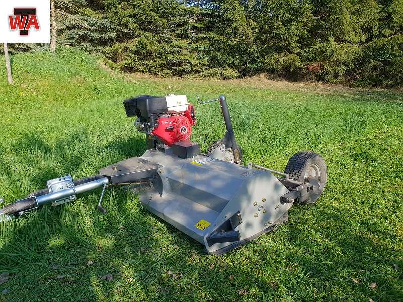 Etwas Neues genug Schlegelmulcher AT120 für Quad Traktor 4x4 usw Mähwerk @MG_06
