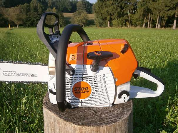 stihl ms 441 c m neu mit 50cm 5 7 ps neu 4211 rinzendorf willhaben. Black Bedroom Furniture Sets. Home Design Ideas