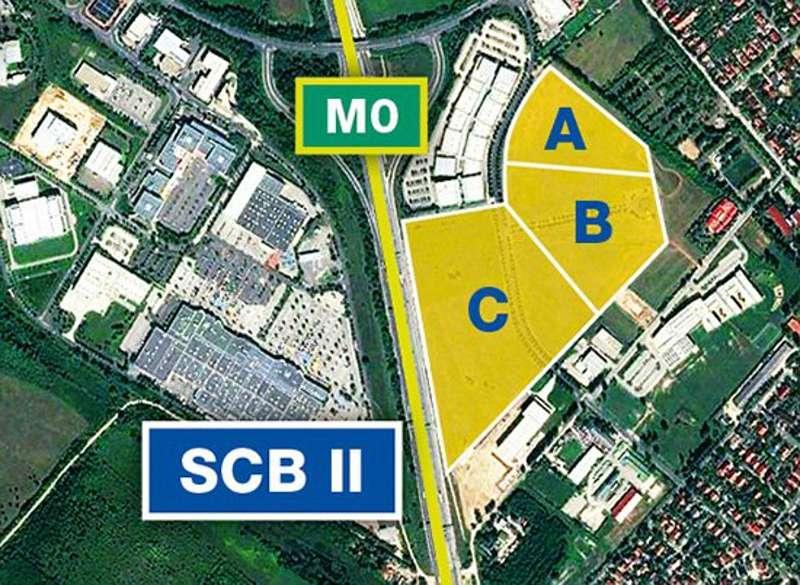 Lage SCB II