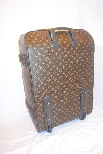 * www luxus-store at * LOUIS VUITTON KOFFER PEGASE 70 REISETASCHE TROLLEY MONOGRAM CANVAS
