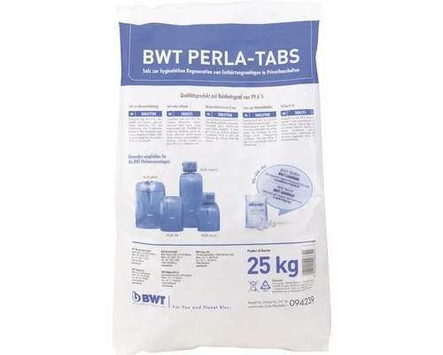 BWT Perla Enthärtungssalz Salz Tabletten Tabs