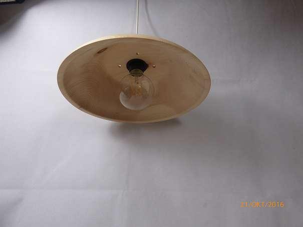 Zirben Lampenschirm