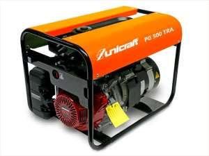 Unicraft Profi-Synchron-Stromerzeuger PG 500 TRA ( Generator )