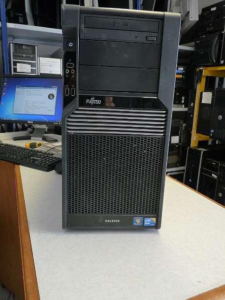 M470-2 Xeon Station W3565 8x3.2GHZ (Vergleichbar mit i7 965)8GB DDR3 Celsius Quad-Core 3.2GHz 12GB RAM 500GB Nvidia Quadro FX 3800 Win7 Professional mk6 zz