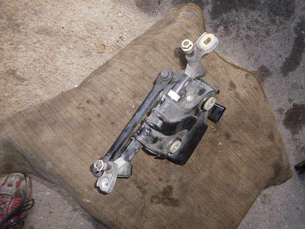 Scheibenwischermotor mit Gestänge vorne VW Fox 5Z 5Z0955133C 5Z0 955 133 C 5Z0955023C 5Z0 955 023 C