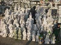 - 10 % AKTION am 8.12.2020 auf ALLES / Steinfiguren Springbrunnen Gargoyles Pflanzgefäße Engel Statuen Sockel Vogelhäuser Krippen Schneemänner