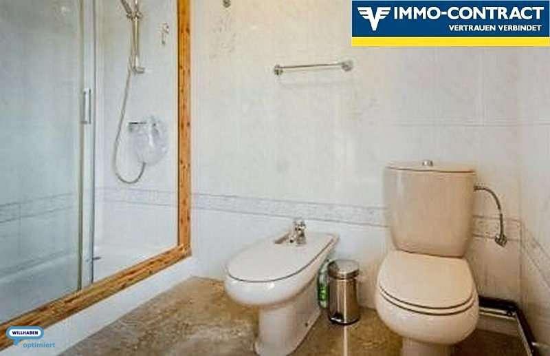 WC im Hauptbadezimmer