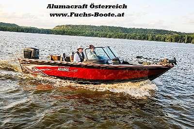 Alumacraft Trophy Sport Aluboot Aluminiumboot Alu Boot Angelboot Motorboot Fischerboot Familienboot