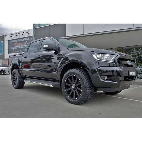 20 alufelge alufelgen kmc xd818 heist ford ranger. Black Bedroom Furniture Sets. Home Design Ideas