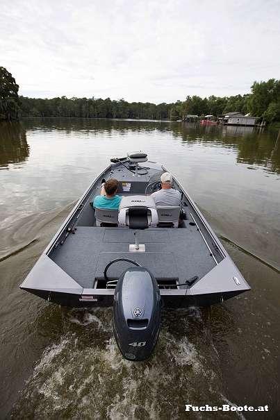 Alumacraft Prowler Aluboot Aluminiumboot Alu Boot