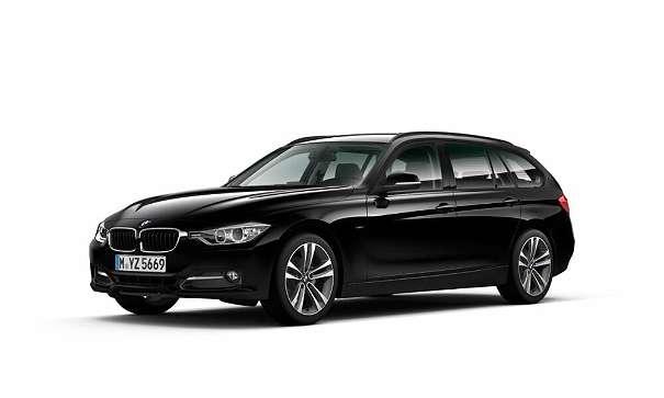 BMW 3er Reihe 318d XDrive Touring SPORT LINE 18 Zoll Sportsitze XENON