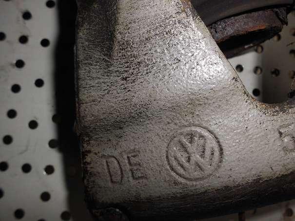 Bremssattel vorne links Audi TT 8N ATE 54 Sattel