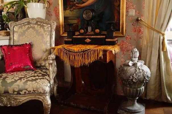 Bald 200 Jahre alt! BIEDERMEIER – originaler Nähtisch um 1840 Tisch Tischerl Konsolentisch Sidebord Damen Vintage