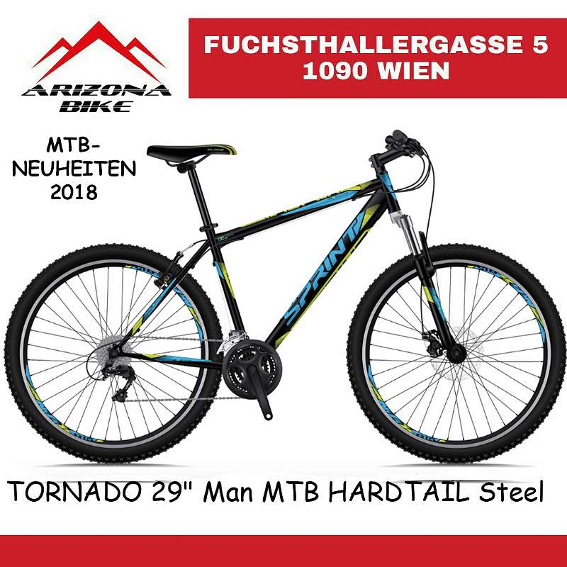 "! NEUE SAISON 2018 AKTION! NEU! AKTION! DYNAMIC 29"" Mountainbike HARDTAIL Alloy Super Fahrrad, Herren und Damen Fahrrad, ALU FAHRRAD"