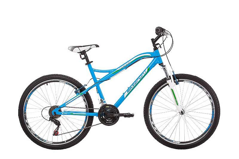 NEU! 2018 26 Zoll Arizona FORCE Alu Herren/ Damen Fahrrad Mountainbike Shimano 21 Gang, EU PRODUKT!