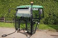 Kabine für John Deere 5055 5065 5075 E Traktorkabine Verdeck Kabinen Schlepper