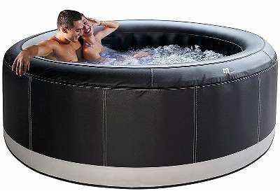 Whirlpool aufblasbar, Bubble Spa