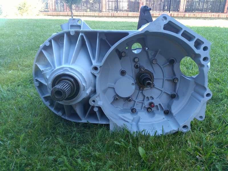 Schaltgetriebe Getriebe Volkswagen T5 2.0 TDI 5 Gang MQT LRS mit Öl