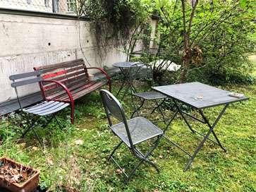 Mitten in der Stadt ein eigener Garten - Mariannengasse - AKH, St.Anna Kinderspital, Alser