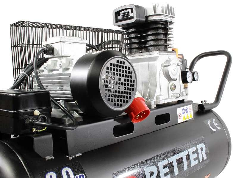 RETTER RT4100 100L Kompressor   Druckluftkompressor, Luftdruckkompressor, Luftkompressor, Kompressor