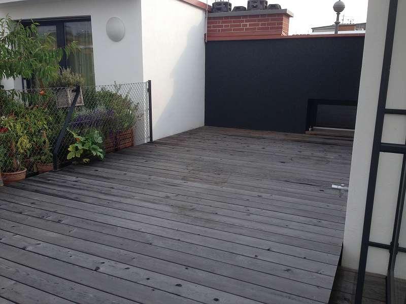Terrasse 33 m²