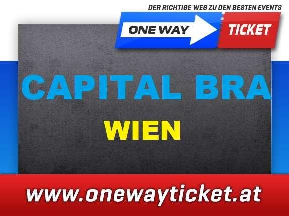 Capital Bra*TOP-Tickets*Gasometer Wien*Sitzplätze*Stehplätze
