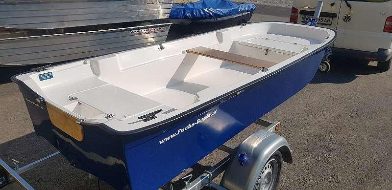 Bild 1 von 20 - 340 cm Boot Angelboot Fischerboot Ruderboot Motorboot Fuchs Boote