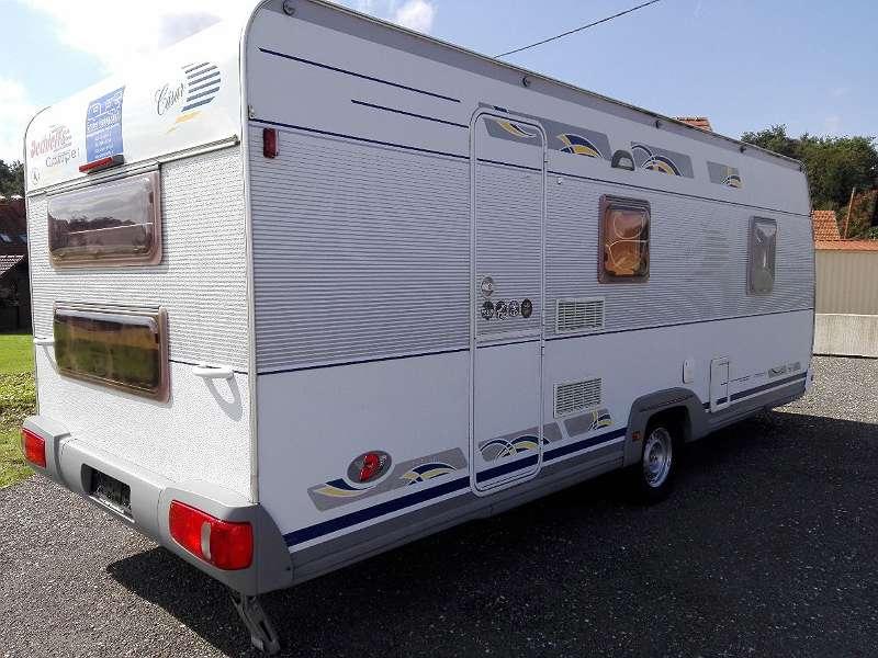 Wohnwagen Mit 3er Etagenbett : Dethleffs camper sk er stockbett u ac willhaben