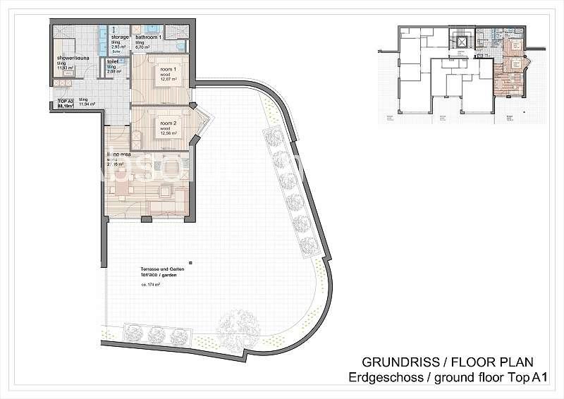 Top A1 - Erdgeschoss