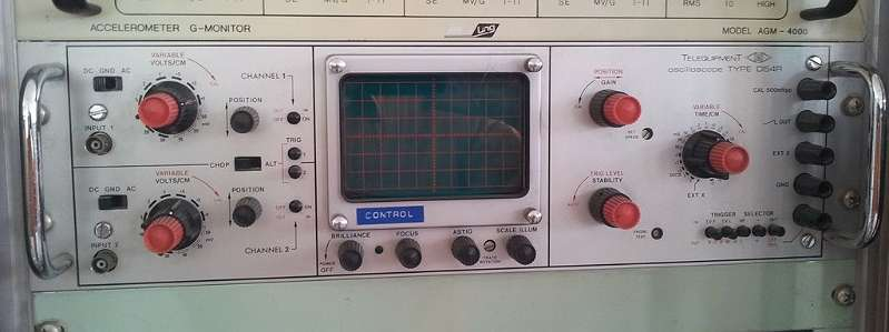 Telequipment Oscilloscope D54R - Privatverkauf