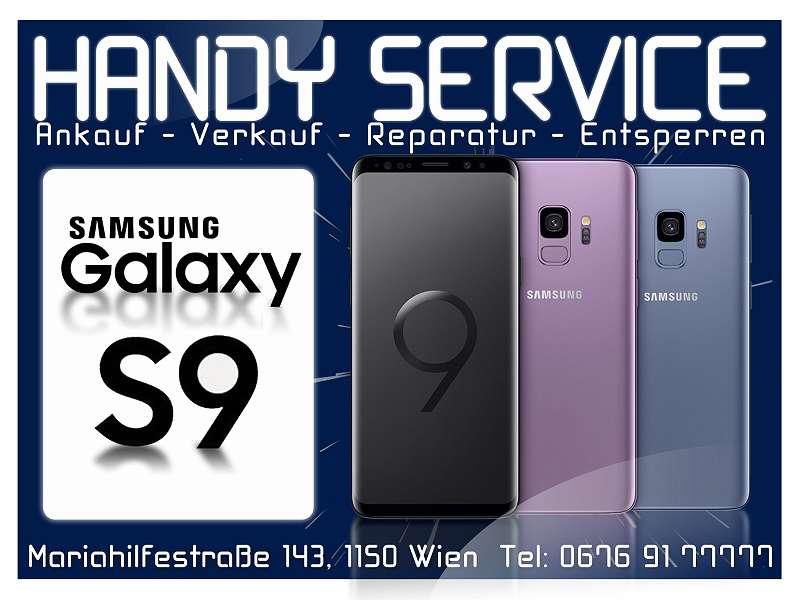"""Samsung Galaxy S9 64GB, in Black Midnight """"NEUWERTIG"""" OFFEN FÜR ALLE NETZE Mit , Zubehör!"""