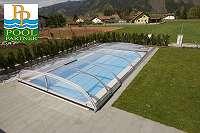 Poolüberdachung Panorama Flat 2