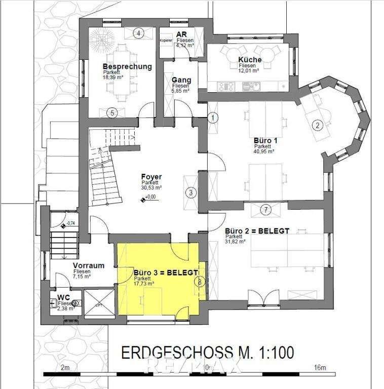 Plan_EG_Büro 3 - Belegt