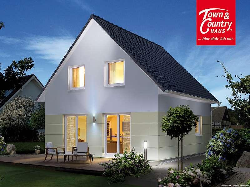 neubau ziegel massiv haus solaranlage und. Black Bedroom Furniture Sets. Home Design Ideas