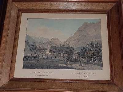Jacob Alt Frankfurt/ Main 1789-1872 Wien