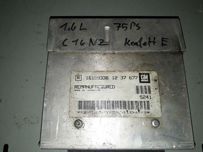 Opel Kadett E Motorsteuergerät C16NZ