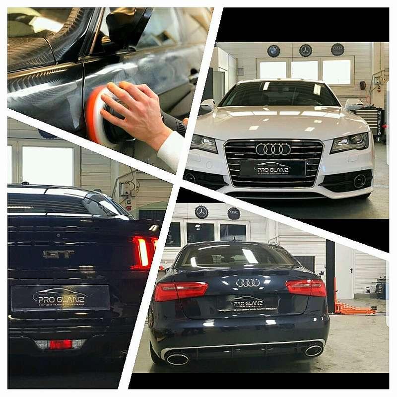 Komplettpflege: Innenpflege- Außenpolitur-Motorraum-Kofferraum! Profi-Aufbereitung