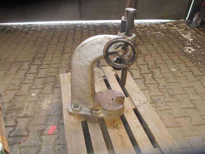Kniehebelpresse Lagerpresse Werkstattpresse