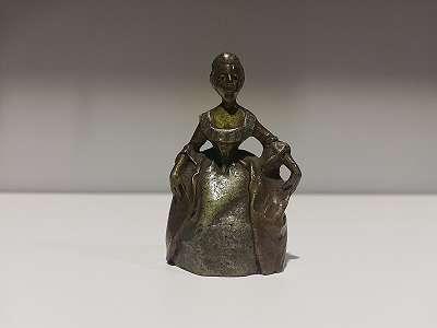 Wiener Bronze Figur